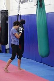 Kickboxing Women